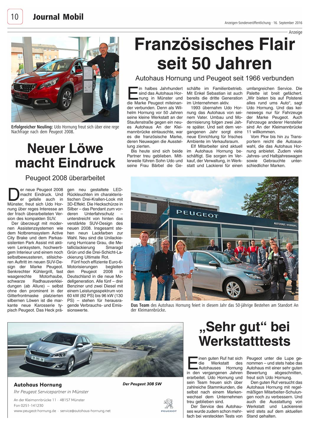 Journal Mobil vom 16.09.2016